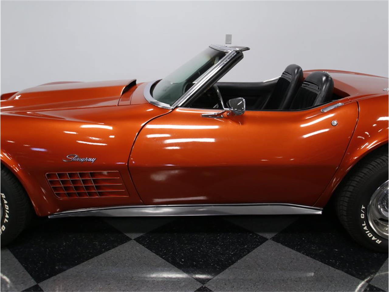 Large Picture of Classic 1970 Chevrolet Corvette located in Concord North Carolina - $27,995.00 Offered by Streetside Classics - Charlotte - JTQZ