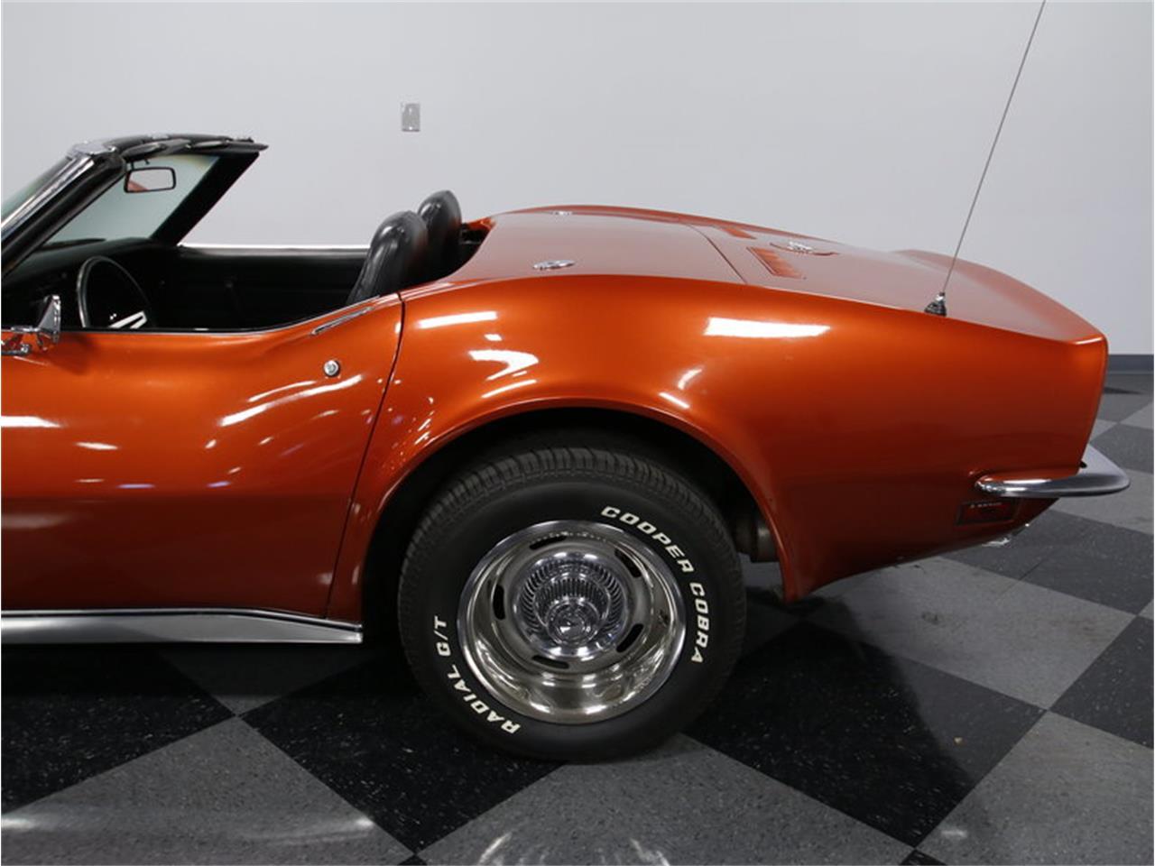 Large Picture of 1970 Chevrolet Corvette located in Concord North Carolina - $27,995.00 - JTQZ