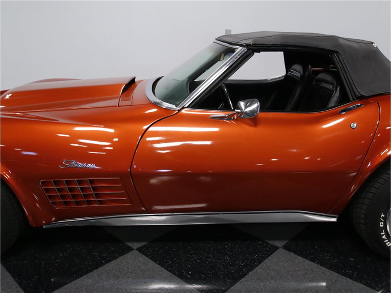 Large Picture of Classic '70 Corvette located in Concord North Carolina Offered by Streetside Classics - Charlotte - JTQZ