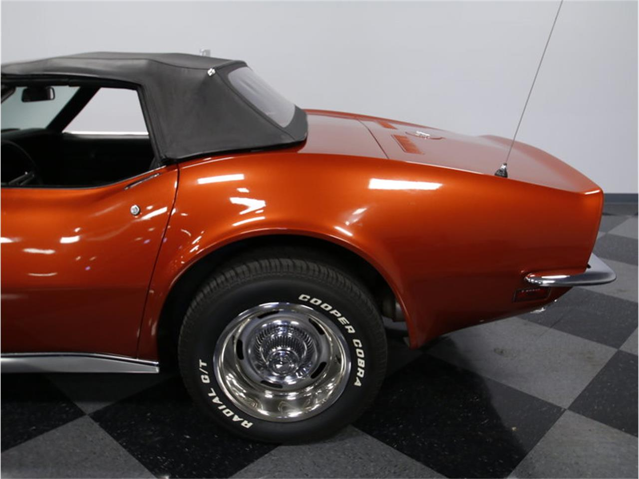 Large Picture of Classic '70 Corvette located in North Carolina - $27,995.00 Offered by Streetside Classics - Charlotte - JTQZ