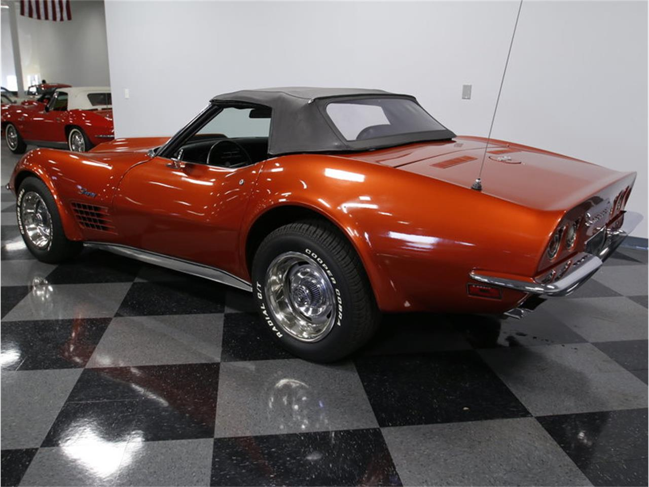 Large Picture of '70 Chevrolet Corvette Offered by Streetside Classics - Charlotte - JTQZ