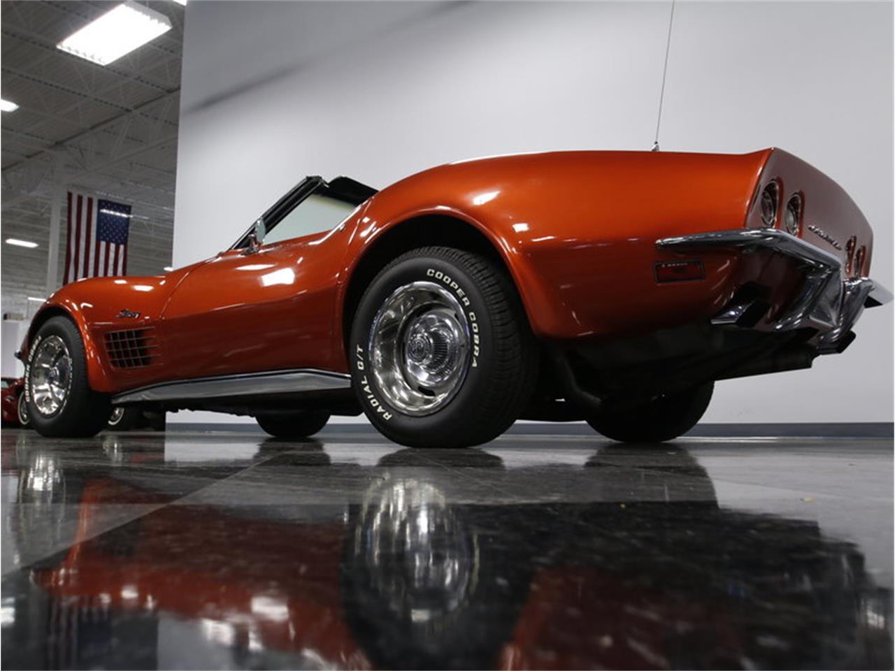 Large Picture of Classic 1970 Chevrolet Corvette located in Concord North Carolina Offered by Streetside Classics - Charlotte - JTQZ