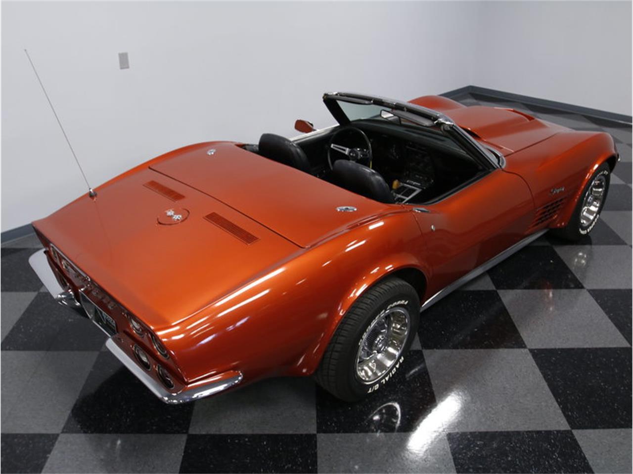 Large Picture of Classic '70 Chevrolet Corvette located in Concord North Carolina - $27,995.00 - JTQZ
