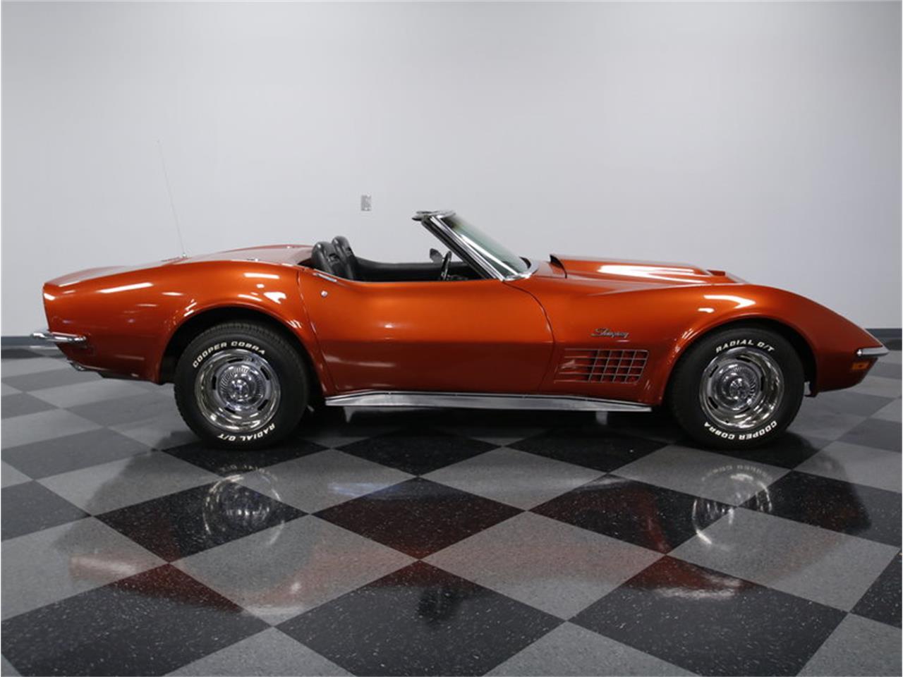 Large Picture of Classic '70 Corvette located in Concord North Carolina - $27,995.00 - JTQZ