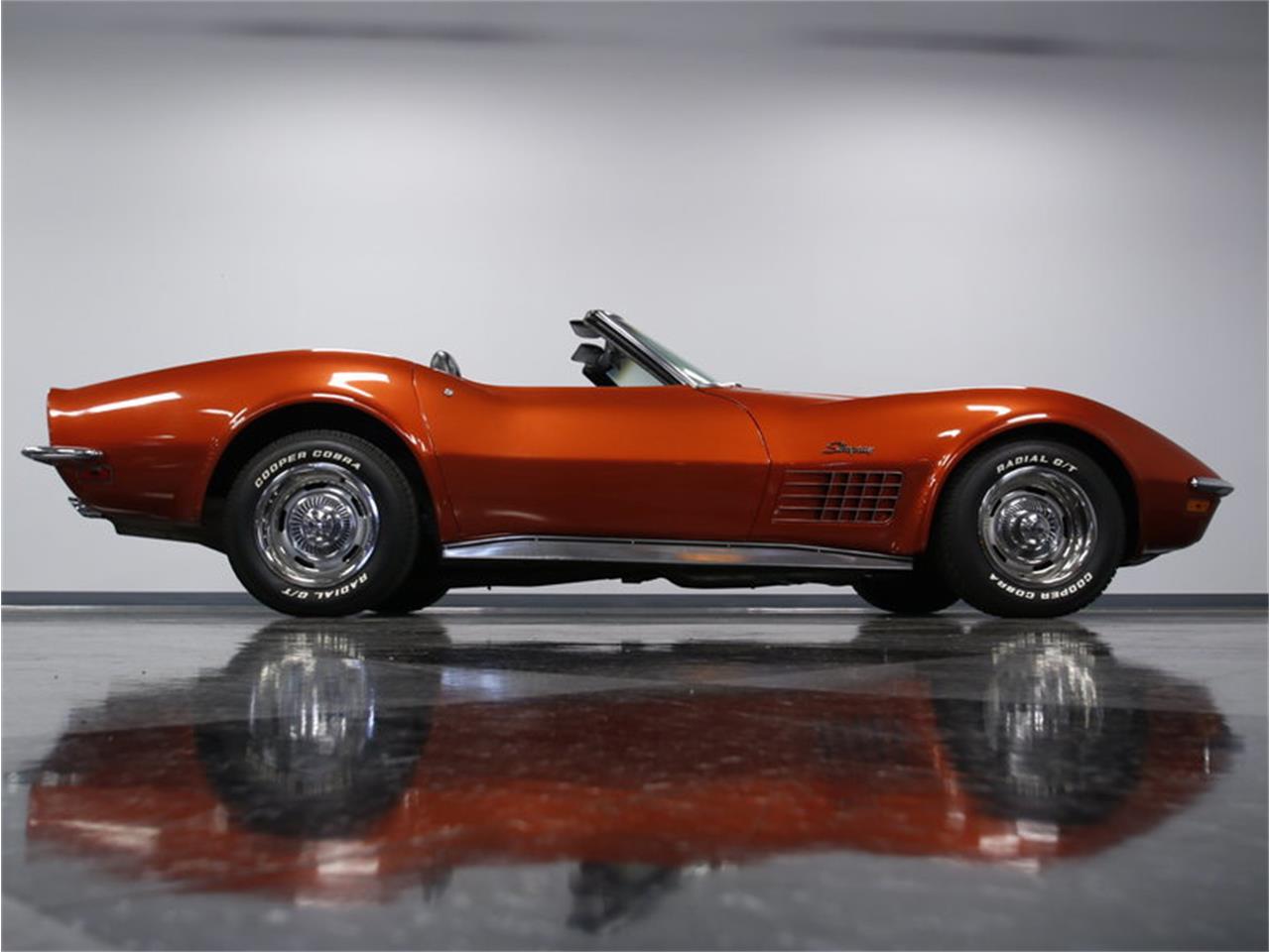 Large Picture of 1970 Chevrolet Corvette located in Concord North Carolina - JTQZ