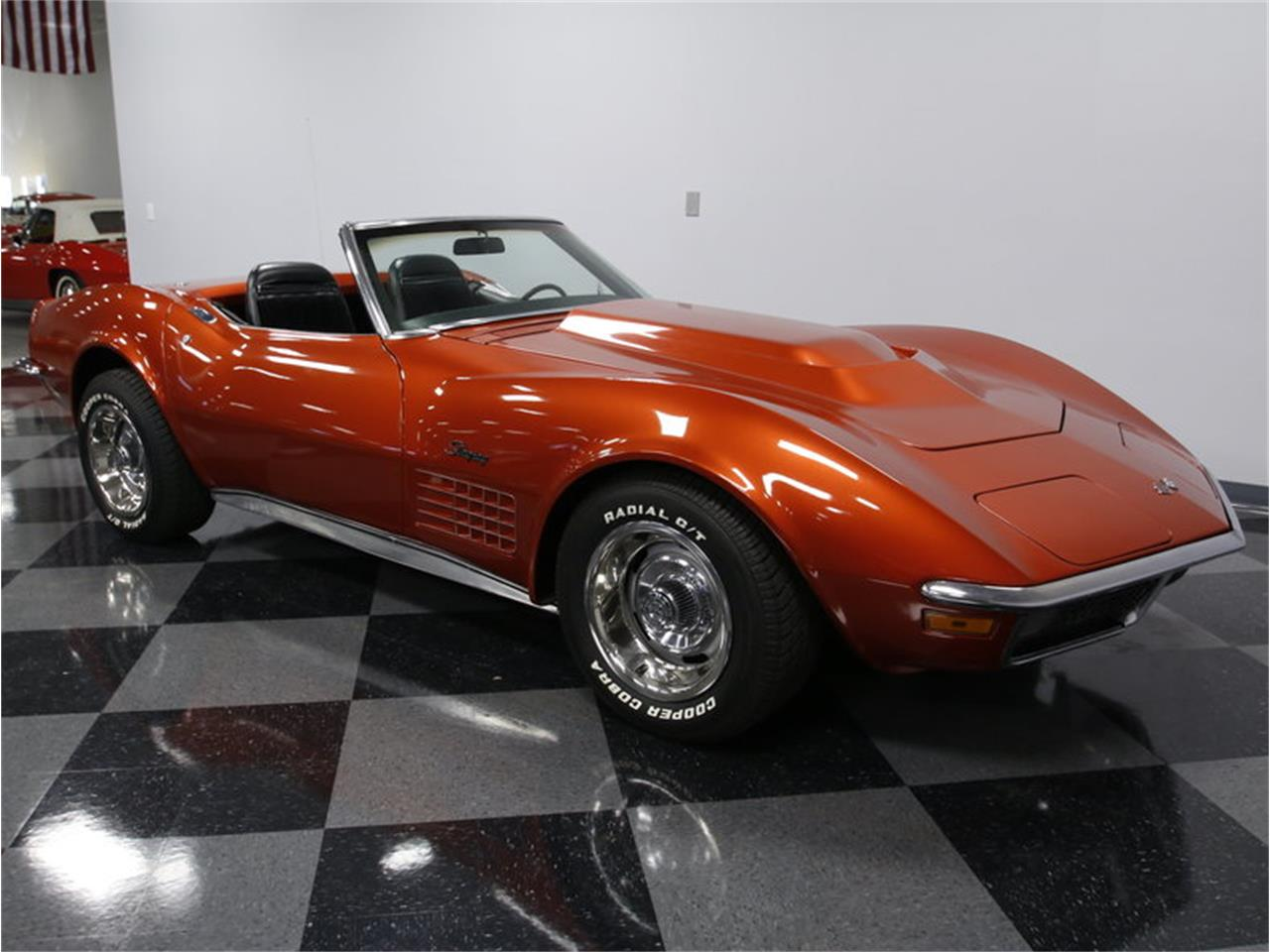 Large Picture of 1970 Chevrolet Corvette located in Concord North Carolina Offered by Streetside Classics - Charlotte - JTQZ
