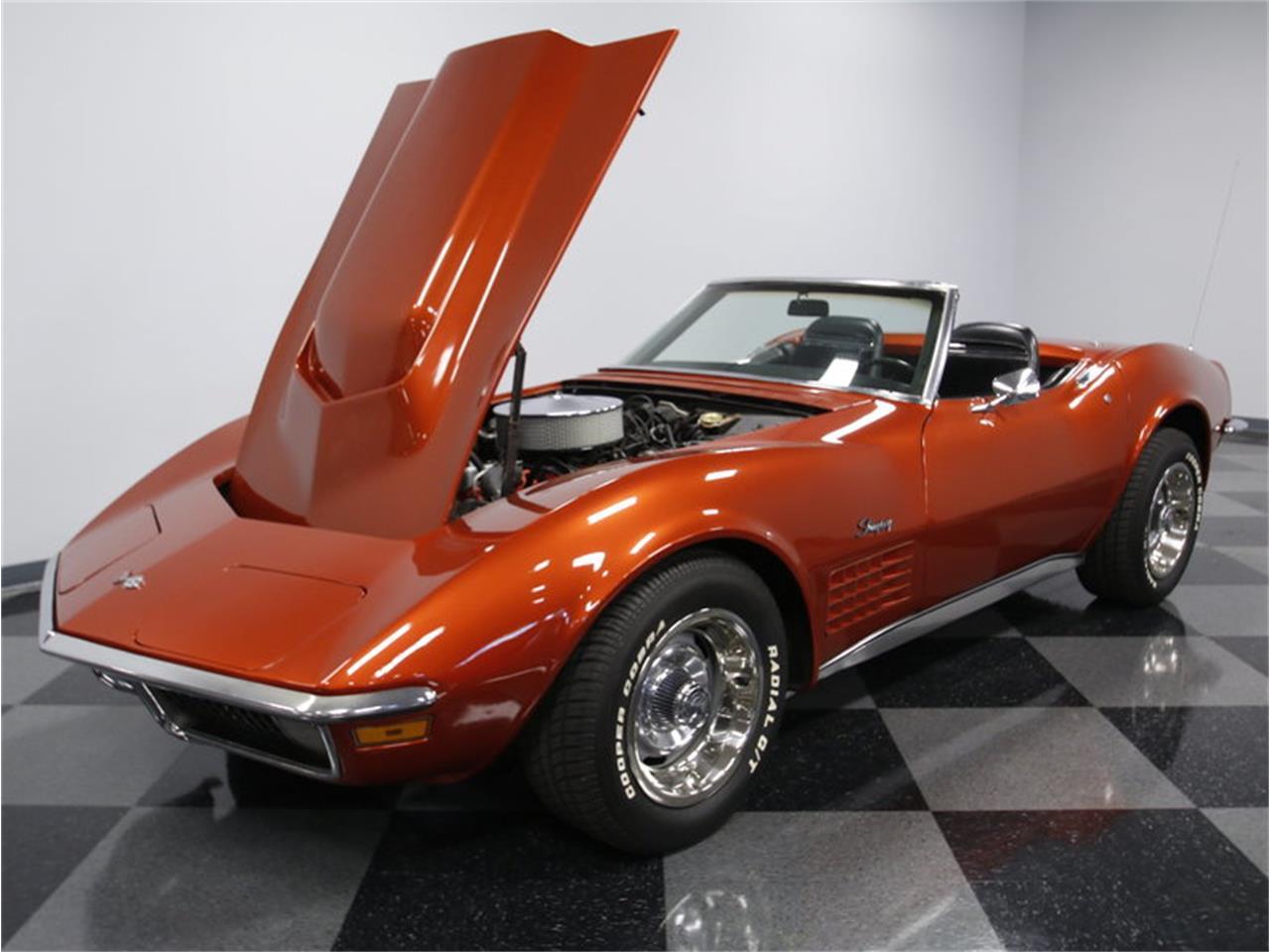 Large Picture of Classic 1970 Corvette located in North Carolina - JTQZ