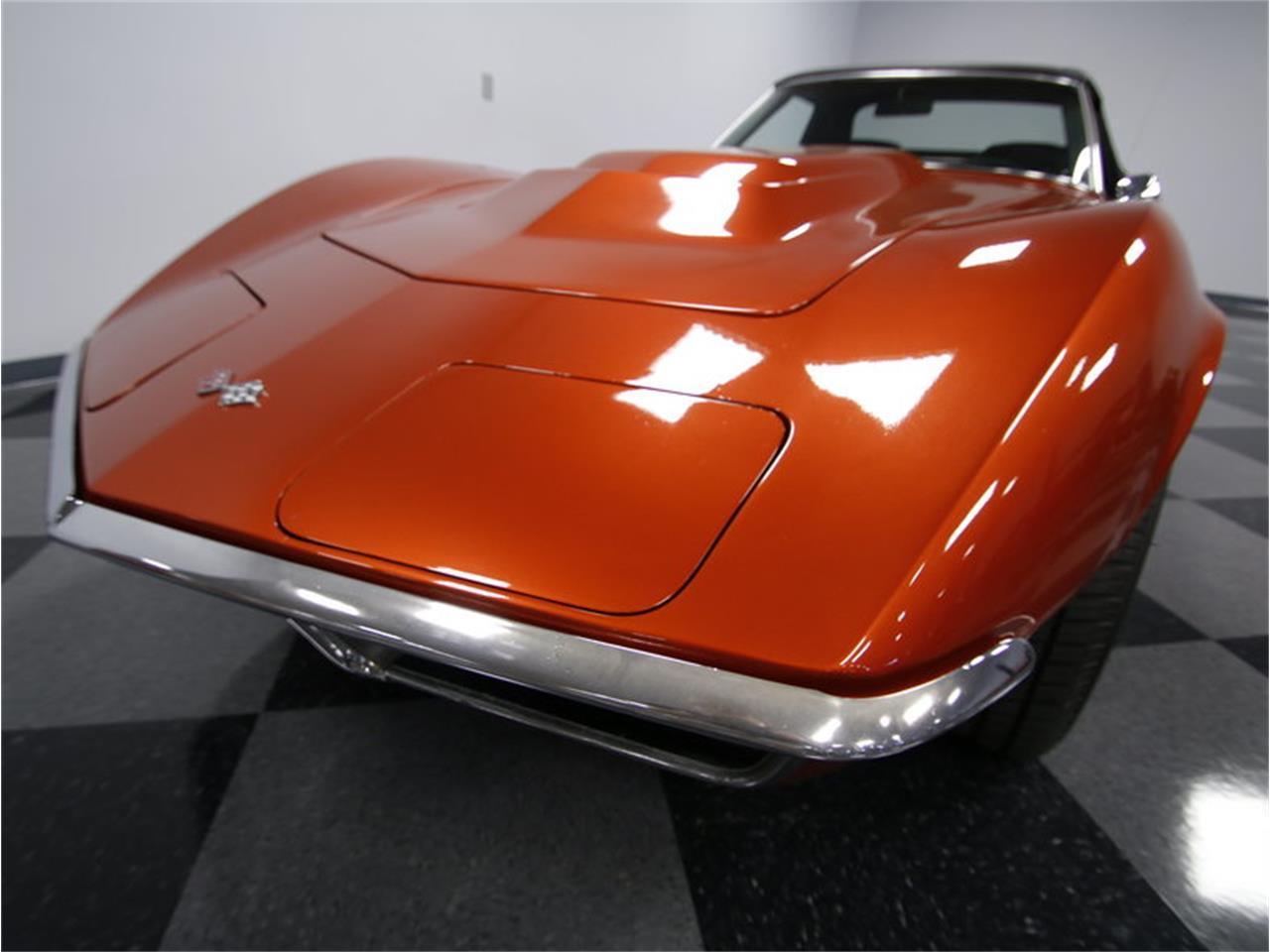 Large Picture of Classic 1970 Corvette located in Concord North Carolina Offered by Streetside Classics - Charlotte - JTQZ