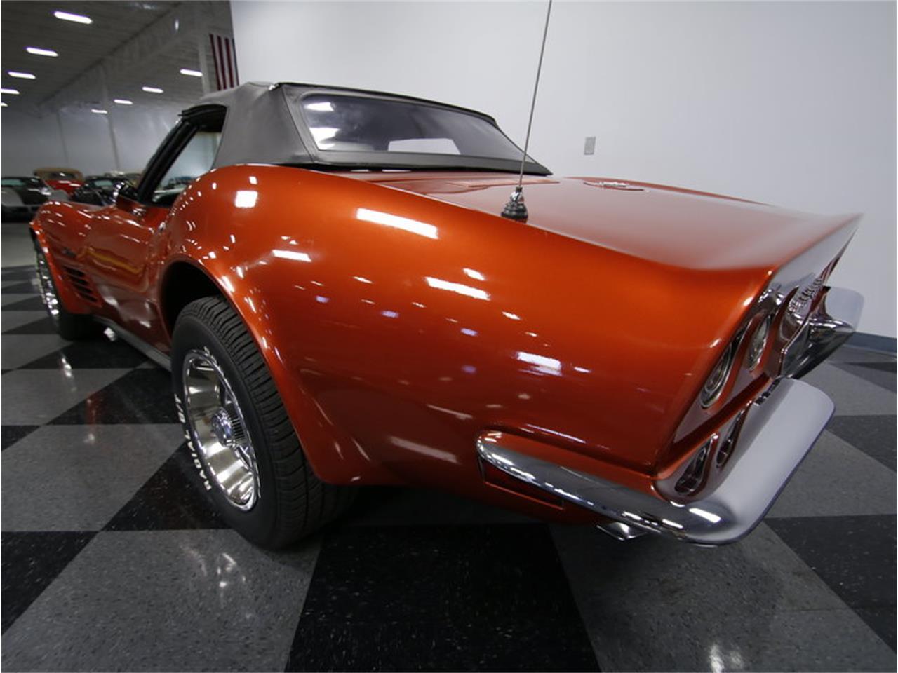 Large Picture of 1970 Chevrolet Corvette located in North Carolina - $27,995.00 - JTQZ
