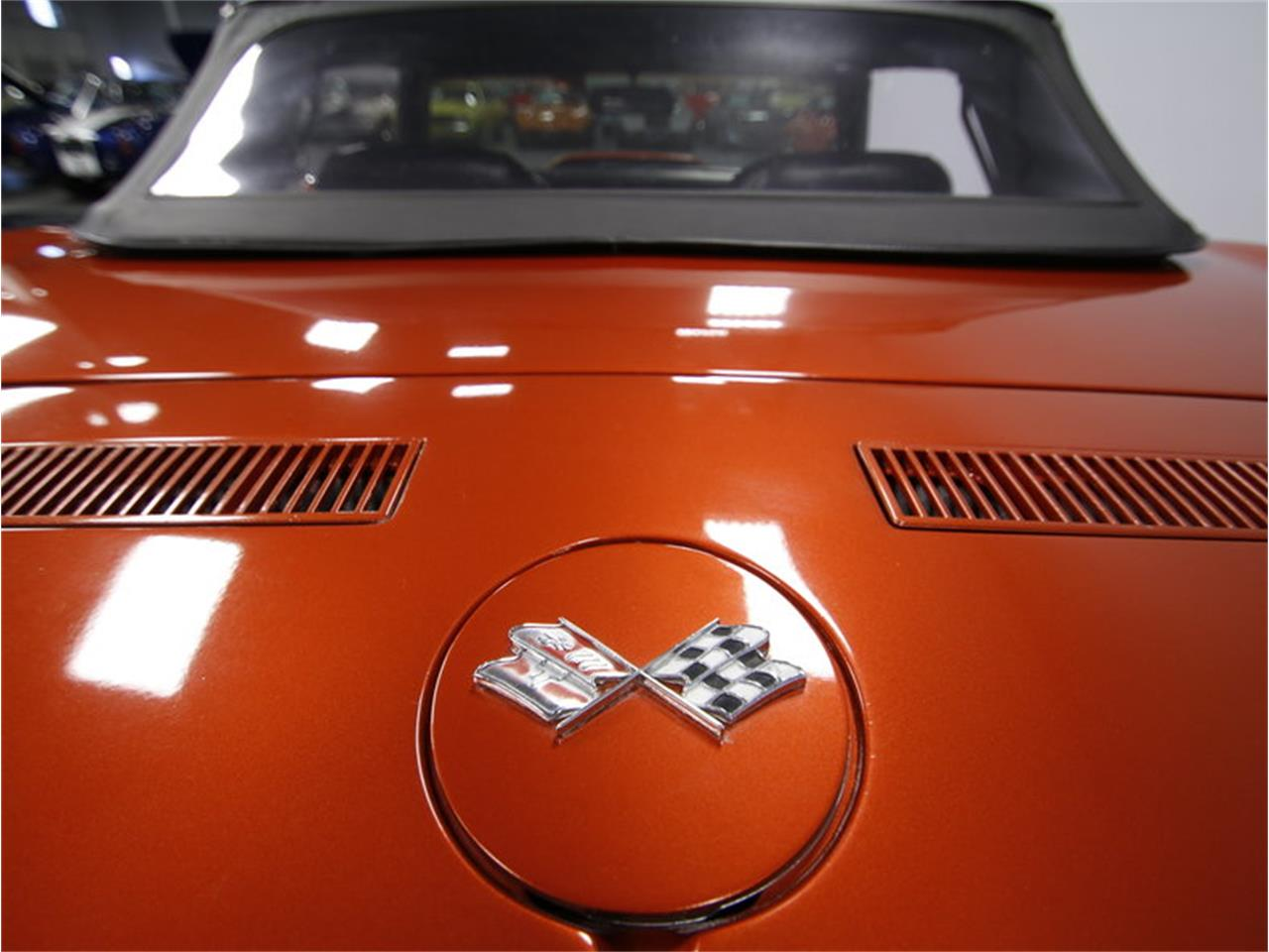 Large Picture of Classic '70 Chevrolet Corvette Offered by Streetside Classics - Charlotte - JTQZ
