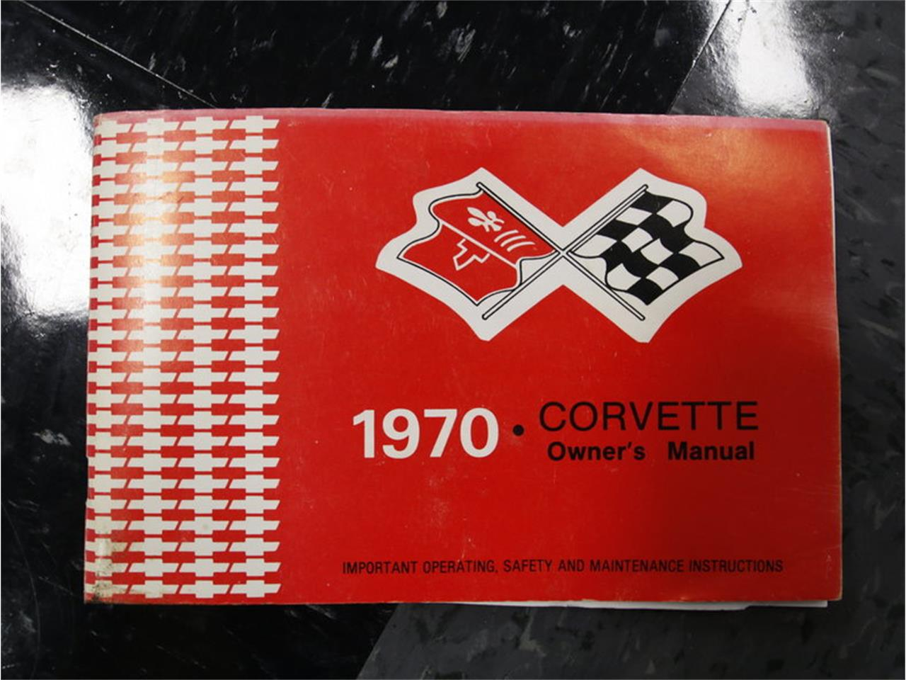 Large Picture of '70 Chevrolet Corvette - $27,995.00 Offered by Streetside Classics - Charlotte - JTQZ