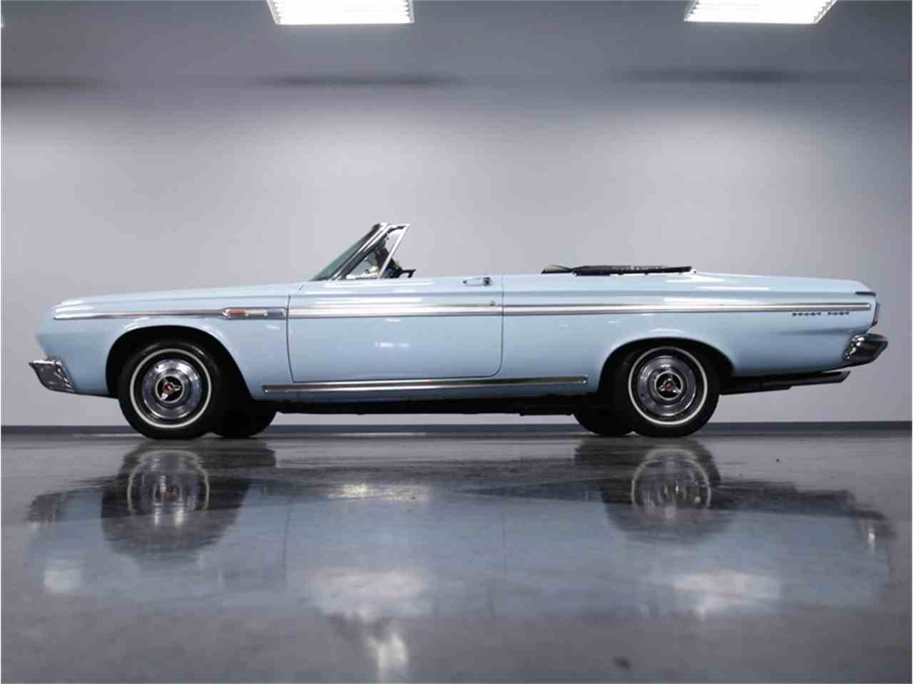 Large Picture of '64 Sport Fury - JTRR