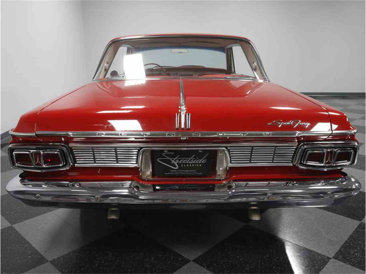 Large Picture of '64 Sport Fury located in North Carolina - JTSG