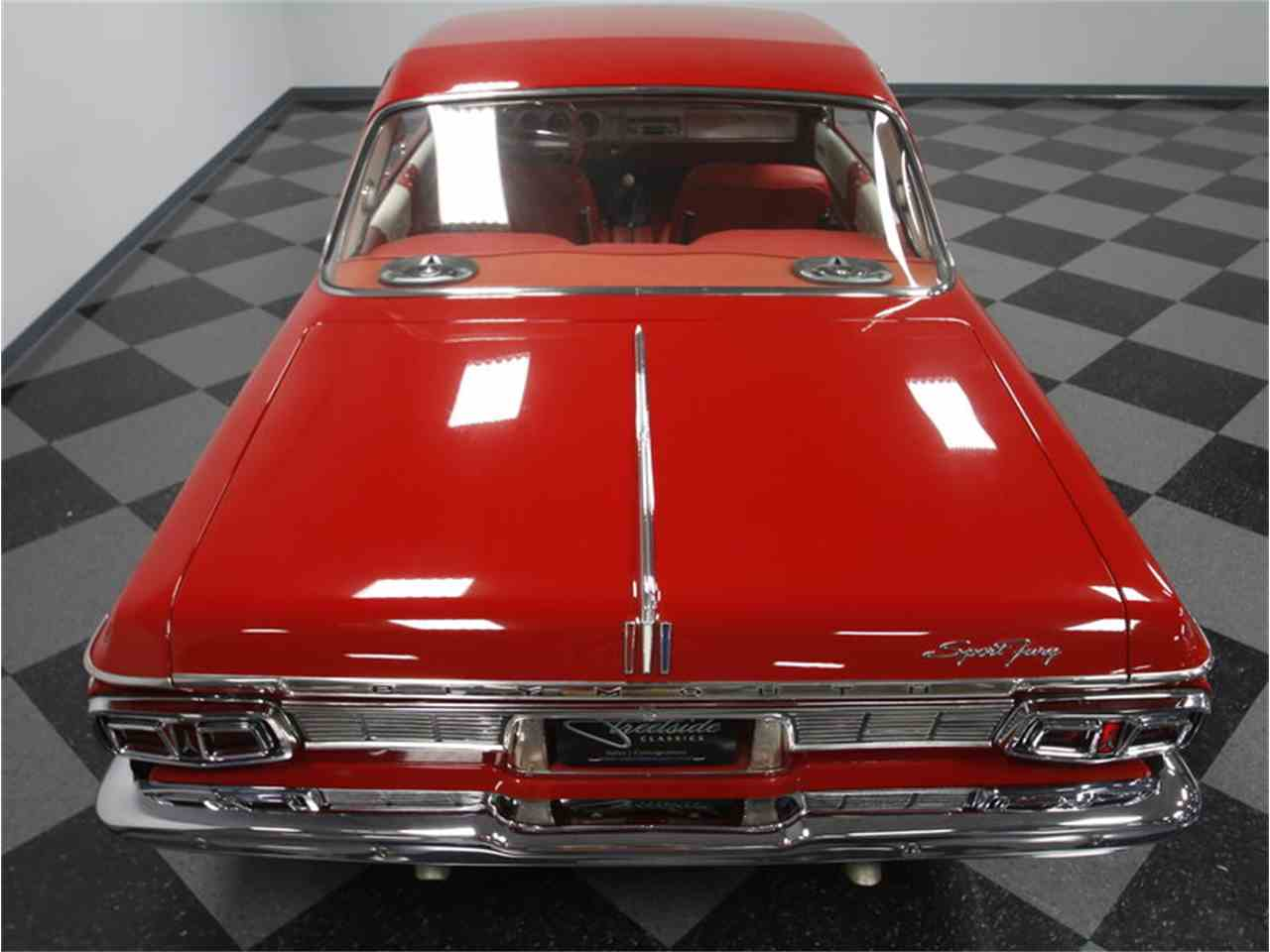 Large Picture of '64 Sport Fury located in North Carolina Offered by Streetside Classics - Charlotte - JTSG