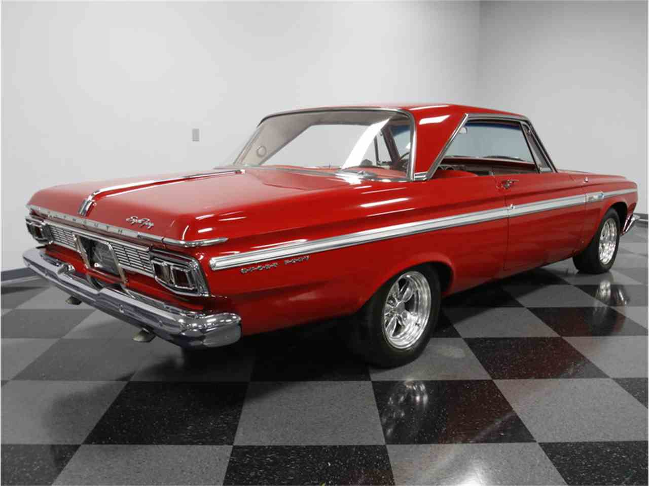 Large Picture of 1964 Plymouth Sport Fury located in Concord North Carolina - $52,995.00 Offered by Streetside Classics - Charlotte - JTSG
