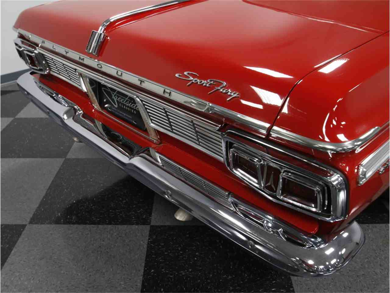 Large Picture of Classic 1964 Plymouth Sport Fury - JTSG