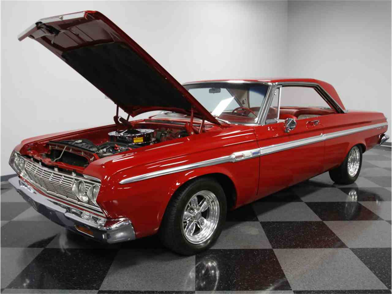 Large Picture of Classic 1964 Plymouth Sport Fury located in North Carolina Offered by Streetside Classics - Charlotte - JTSG