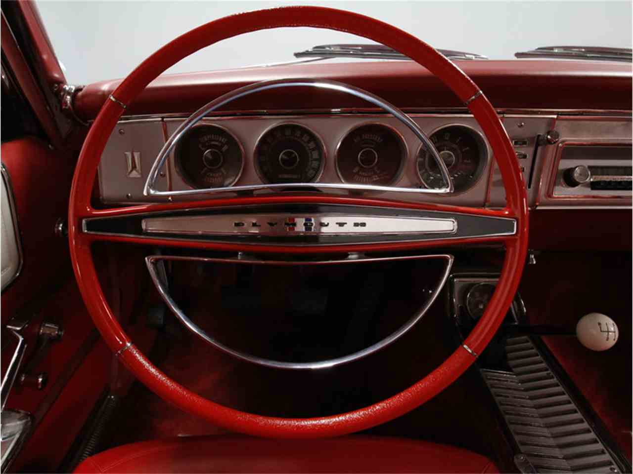 Large Picture of '64 Plymouth Sport Fury Offered by Streetside Classics - Charlotte - JTSG