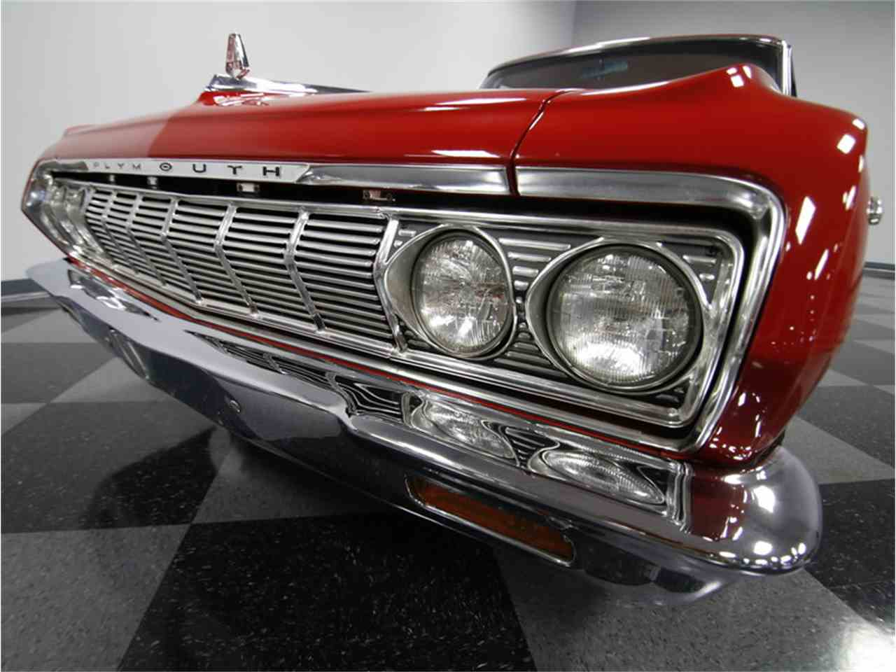 Large Picture of Classic 1964 Sport Fury located in Concord North Carolina Offered by Streetside Classics - Charlotte - JTSG