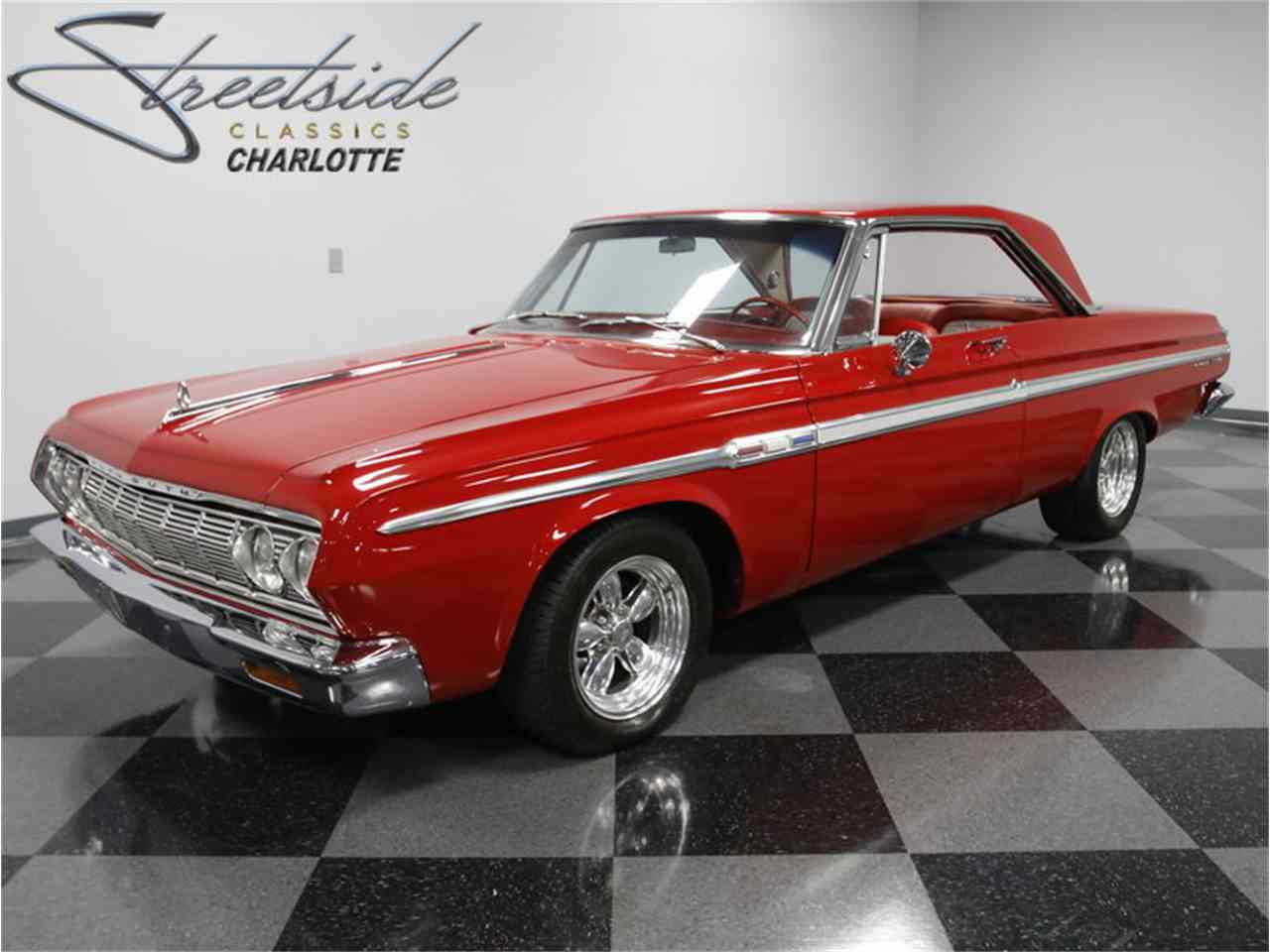 Large Picture of Classic '64 Sport Fury located in Concord North Carolina Offered by Streetside Classics - Charlotte - JTSG