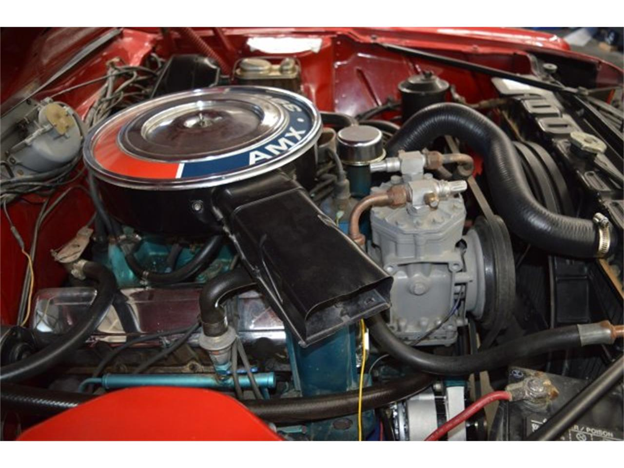 Large Picture of Classic '68 AMC AMX Offered by American Motors Customs and Classics - JTT8