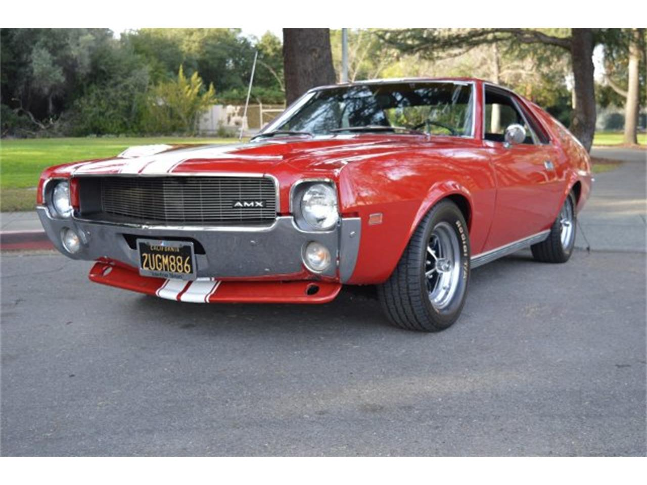 Large Picture of 1968 AMC AMX Offered by American Motors Customs and Classics - JTT8