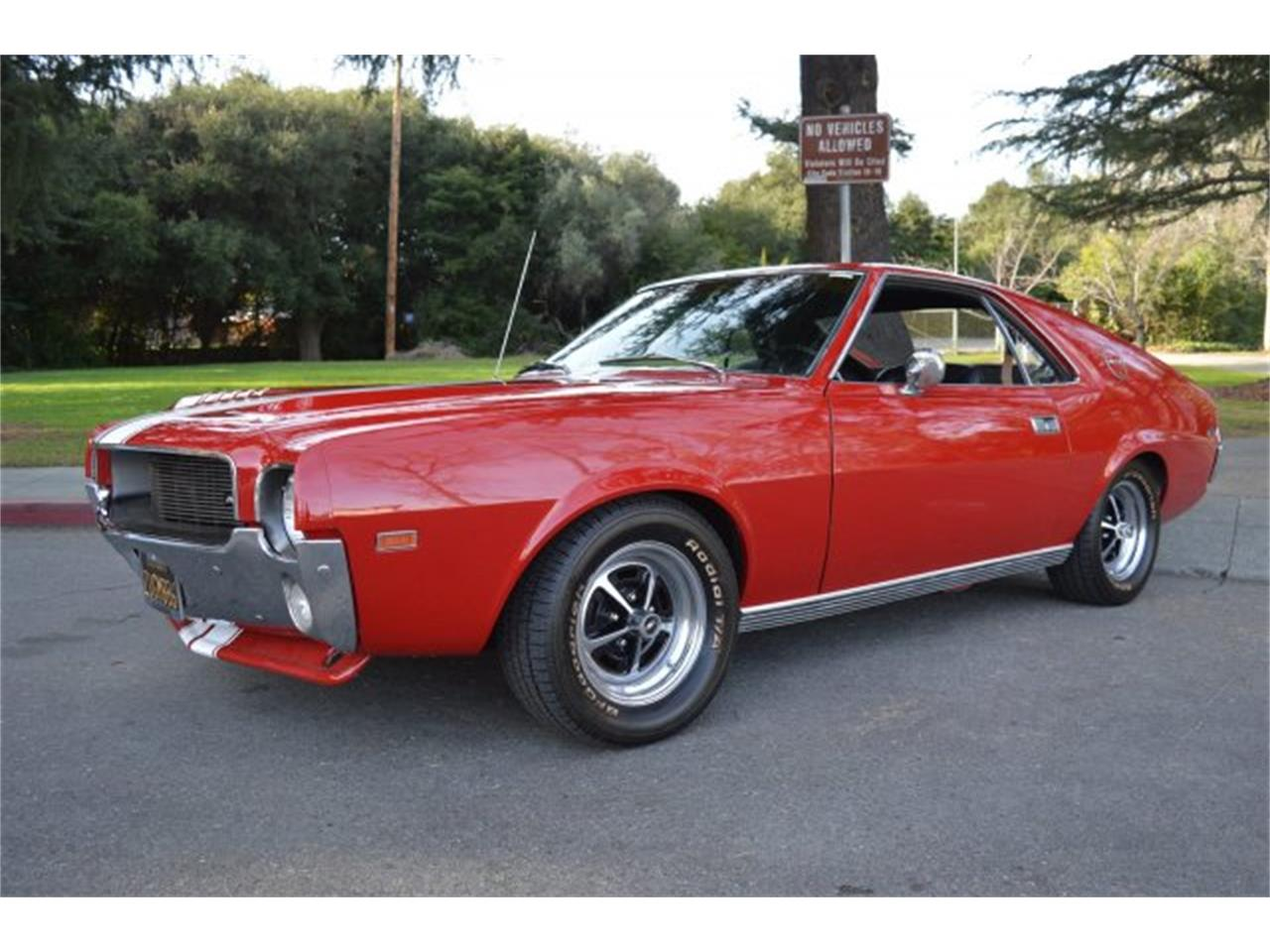 Large Picture of '68 AMC AMX located in San Jose California Offered by American Motors Customs and Classics - JTT8