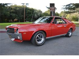 Picture of '68 AMX located in San Jose California Offered by American Motors Customs and Classics - JTT8