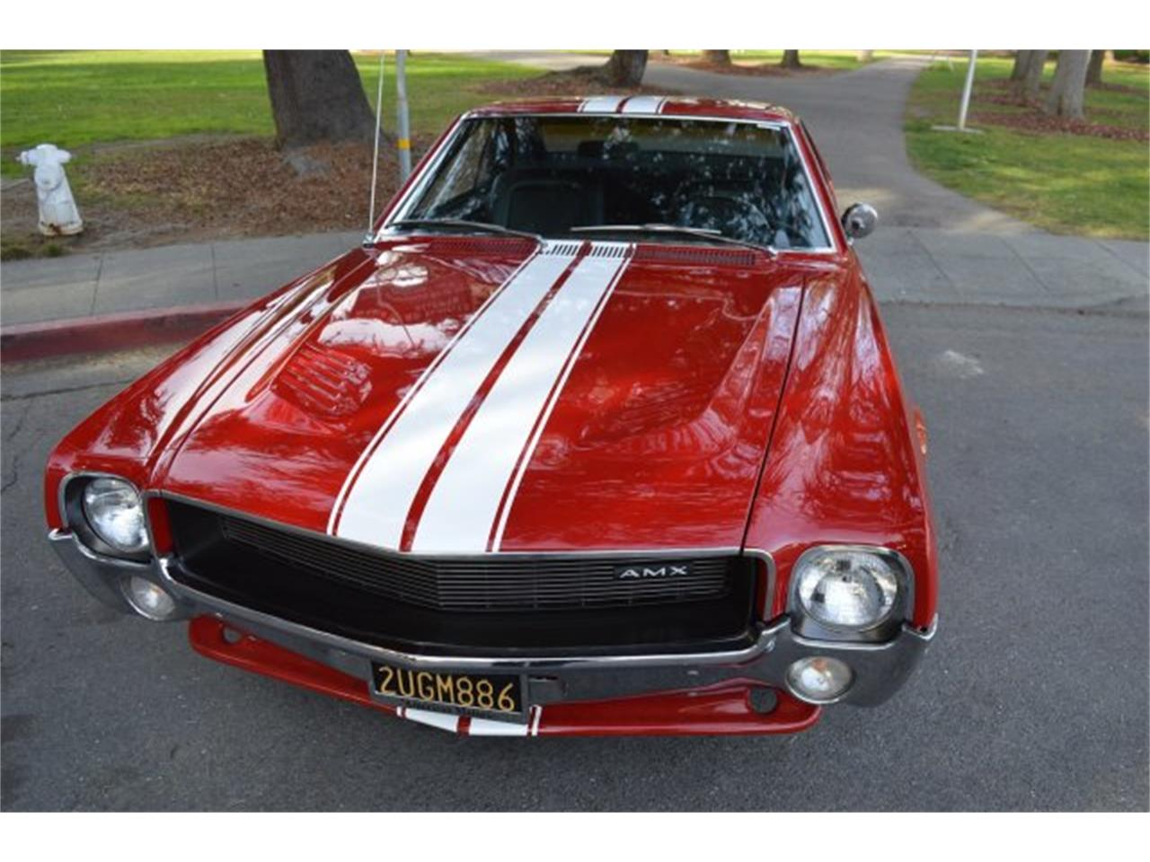 Large Picture of 1968 AMX - $45,000.00 Offered by American Motors Customs and Classics - JTT8