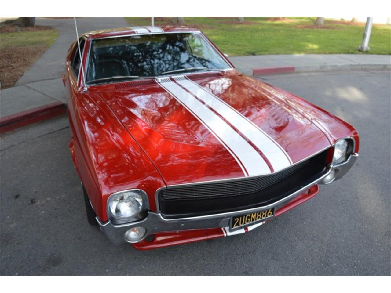Large Picture of '68 AMC AMX Offered by American Motors Customs and Classics - JTT8