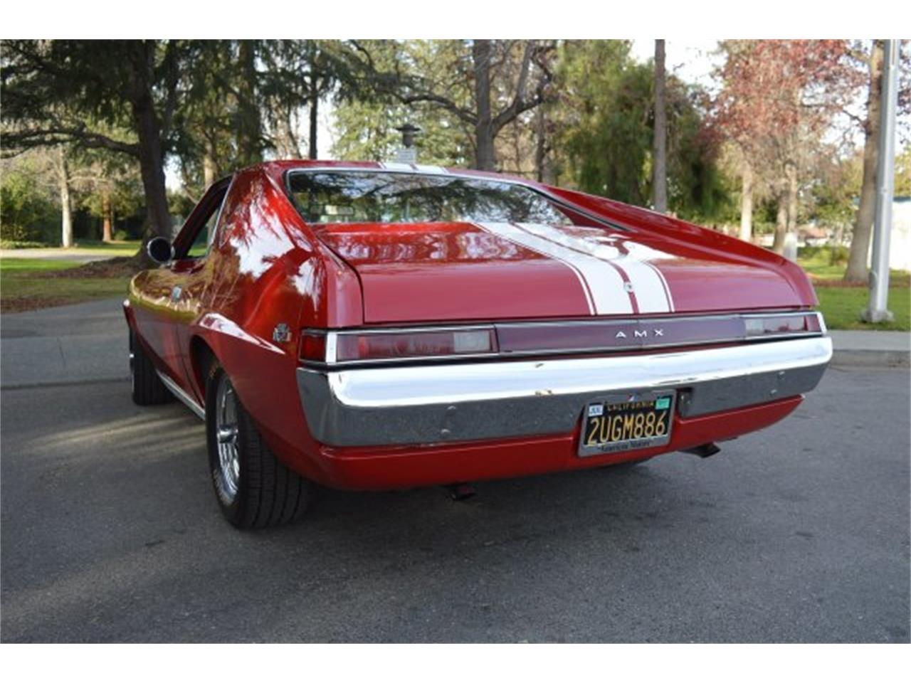 Large Picture of Classic '68 AMC AMX located in California Offered by American Motors Customs and Classics - JTT8