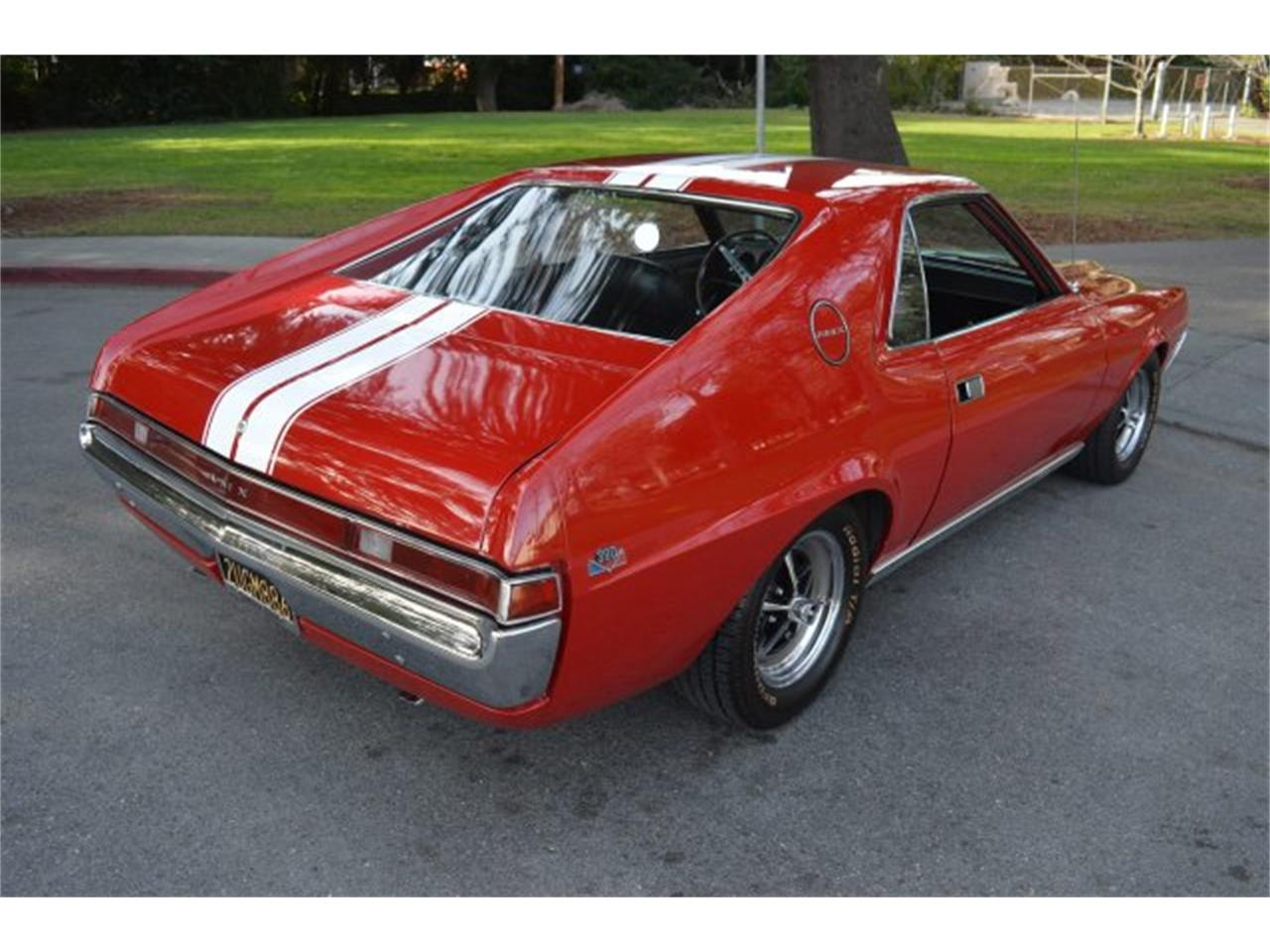 Large Picture of '68 AMC AMX - $45,000.00 Offered by American Motors Customs and Classics - JTT8