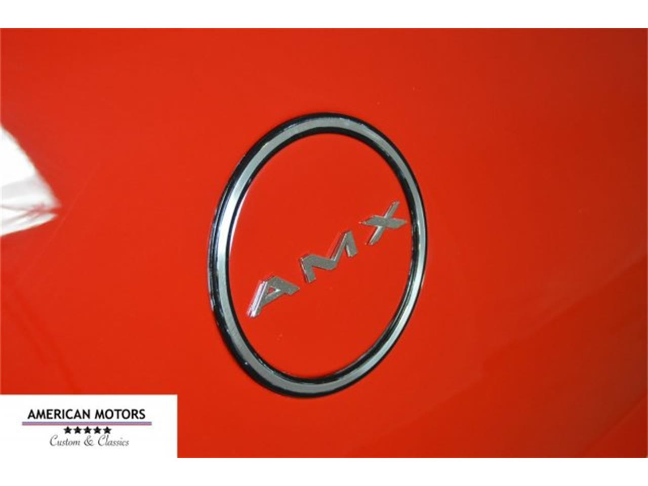 Large Picture of '68 AMX - $45,000.00 Offered by American Motors Customs and Classics - JTT8