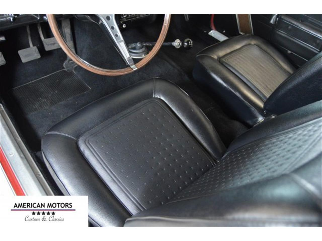Large Picture of 1968 AMC AMX located in California - $45,000.00 Offered by American Motors Customs and Classics - JTT8