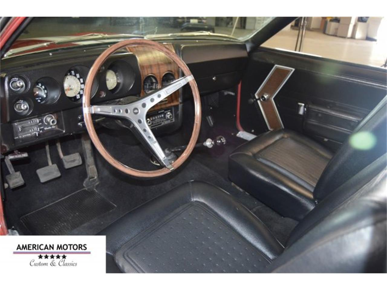 Large Picture of '68 AMX located in San Jose California Offered by American Motors Customs and Classics - JTT8