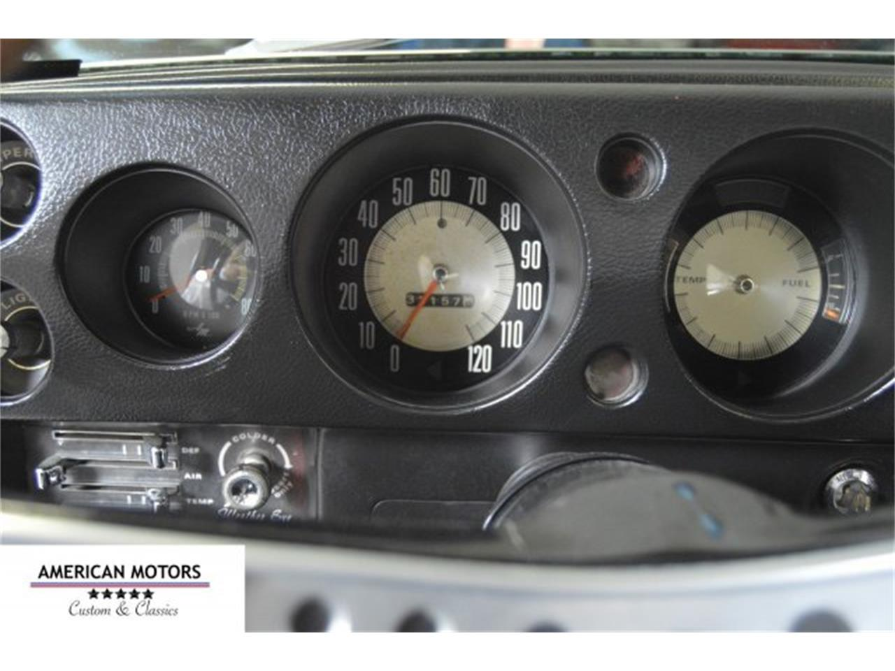Large Picture of '68 AMX located in California - $45,000.00 Offered by American Motors Customs and Classics - JTT8