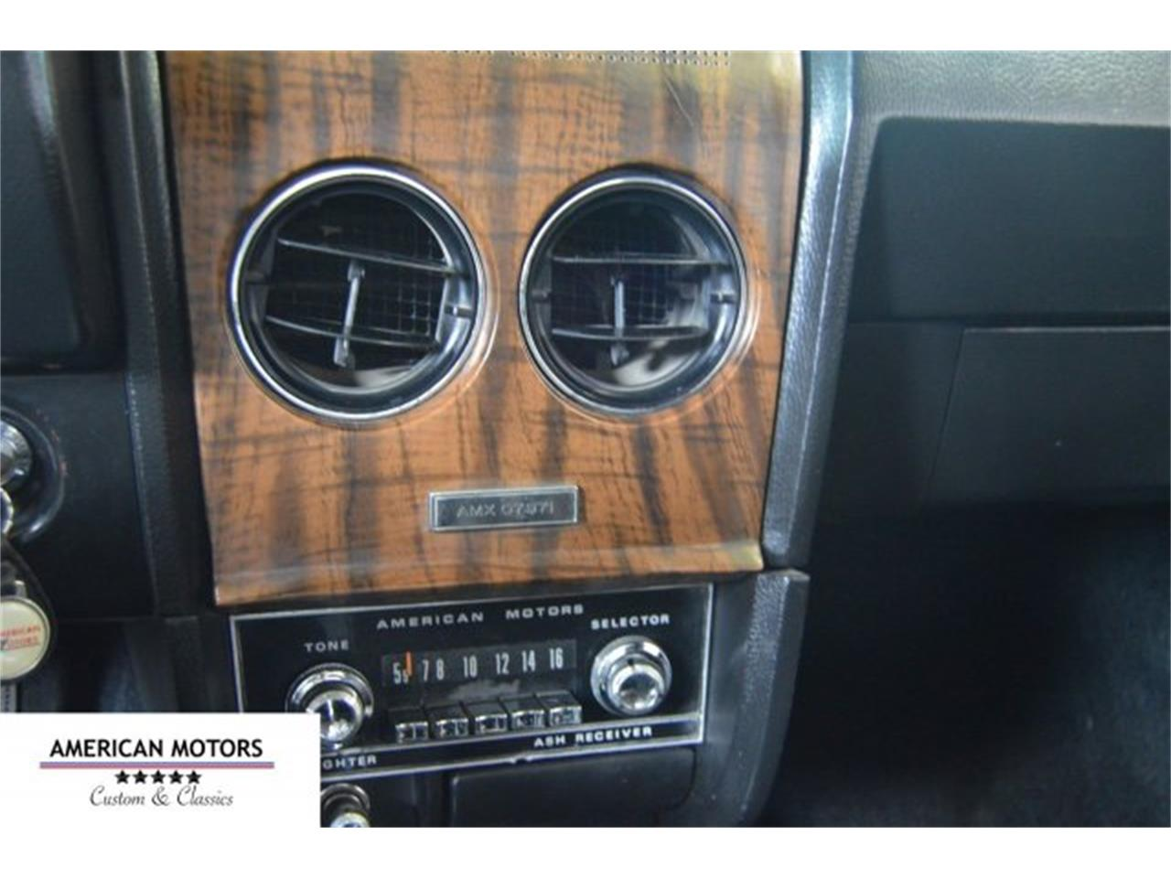 Large Picture of Classic '68 AMC AMX - $45,000.00 Offered by American Motors Customs and Classics - JTT8