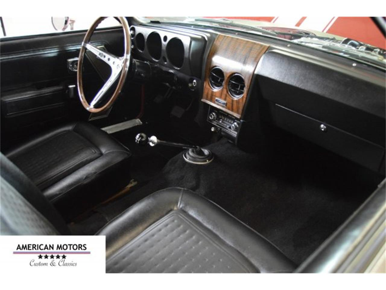 Large Picture of '68 AMX located in San Jose California - $45,000.00 Offered by American Motors Customs and Classics - JTT8