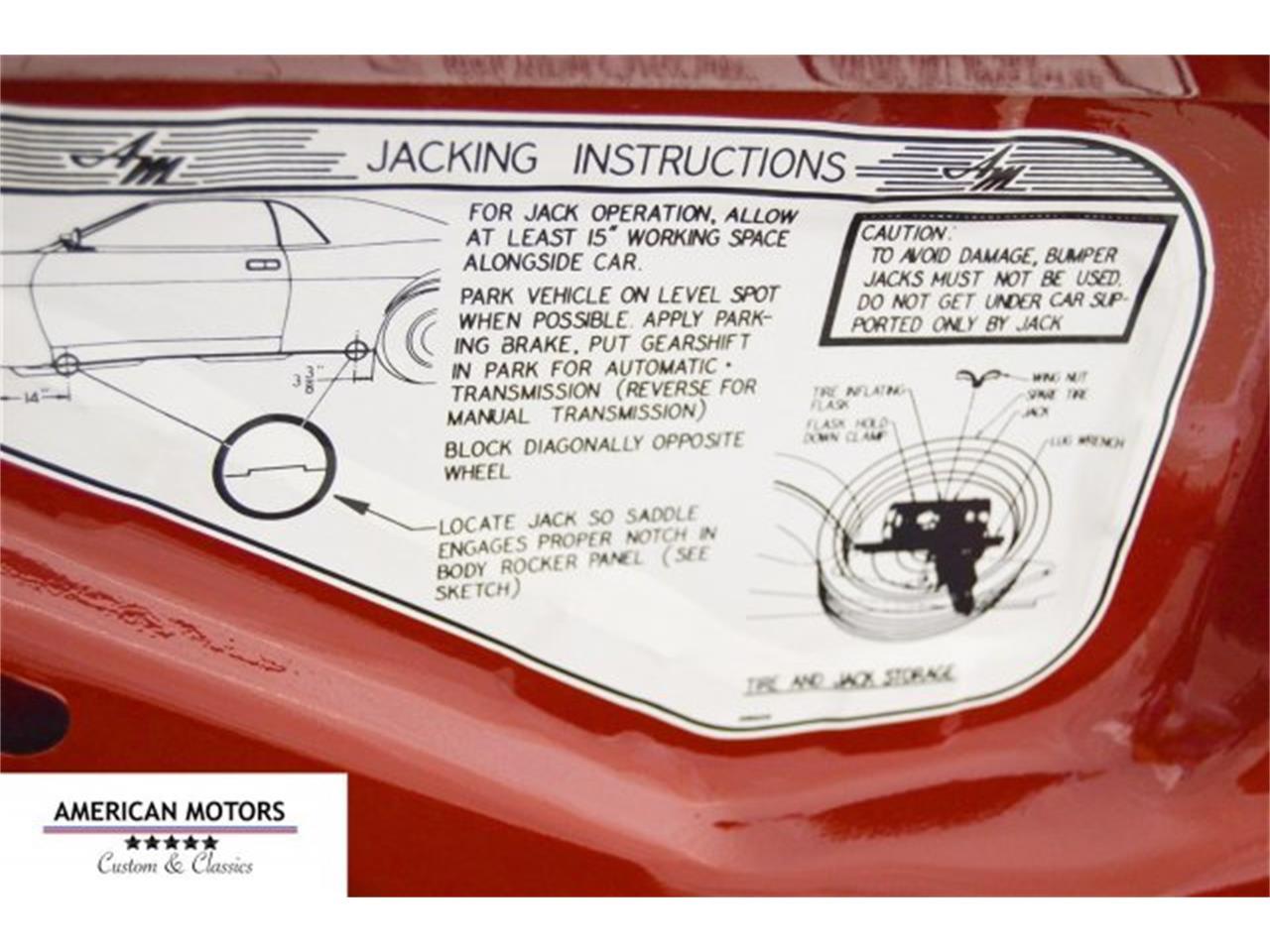 Large Picture of Classic '68 AMC AMX located in California - JTT8