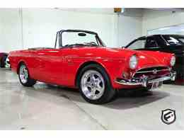 Picture of '66 Sunbeam Tiger Mark 1A located in California Offered by Fusion Luxury Motors - JTUU