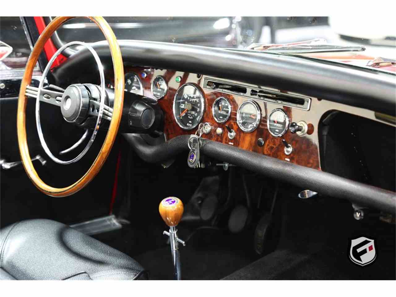 Large Picture of '66 Sunbeam Tiger Mark 1A located in Chatsworth California - JTUU
