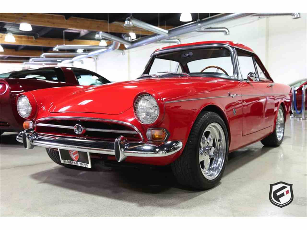 Large Picture of '66 Sunbeam Tiger Mark 1A - $99,900.00 - JTUU