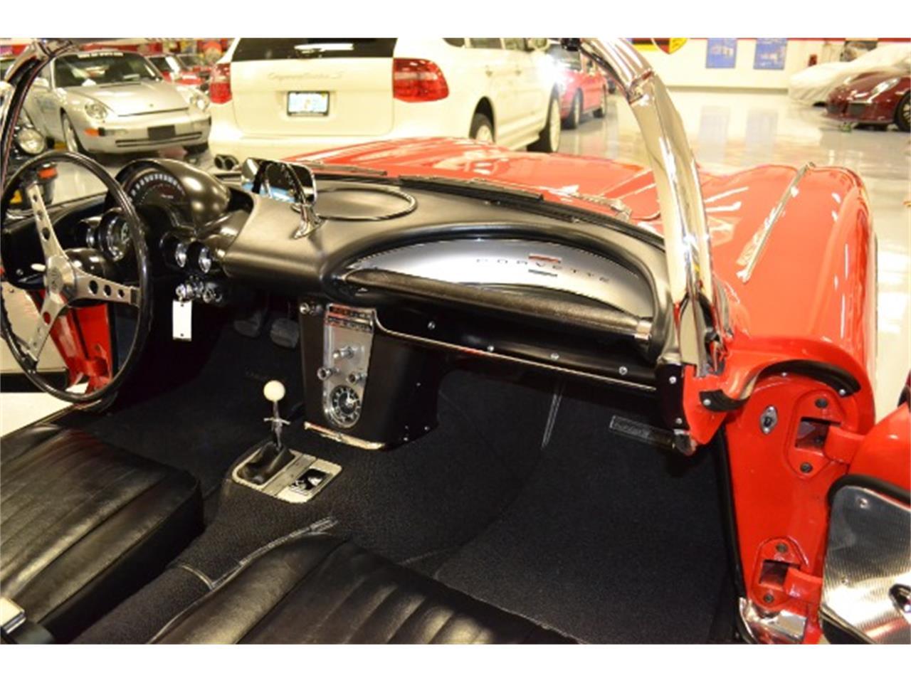 Large Picture of '60 Corvette - JQA2