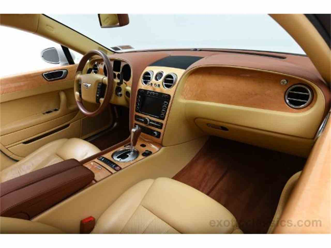 Large Picture of '08 Continental Flying Spur - JTY5
