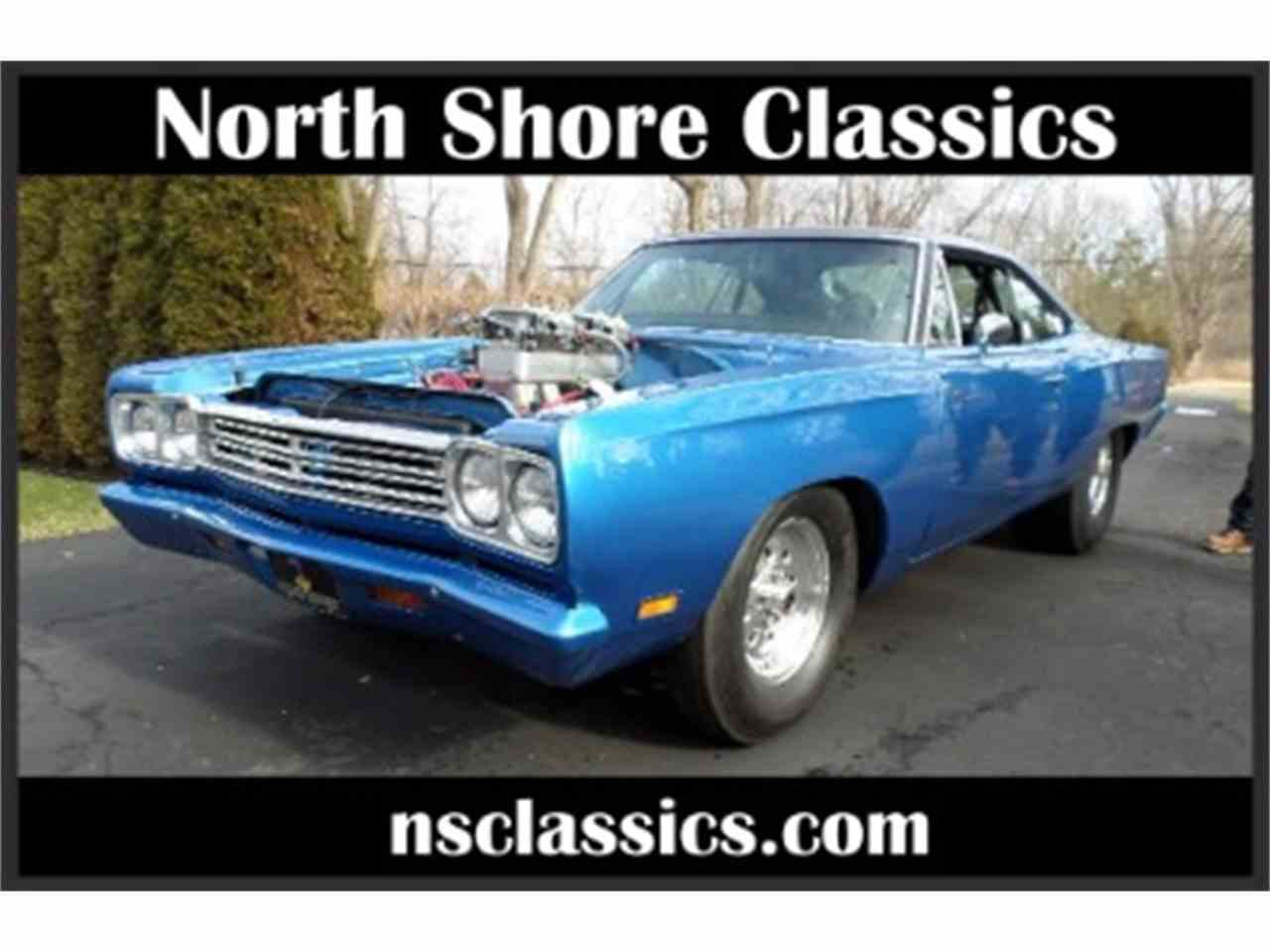 Large Picture of '69 Road Runner located in Illinois Offered by North Shore Classics - JTYL