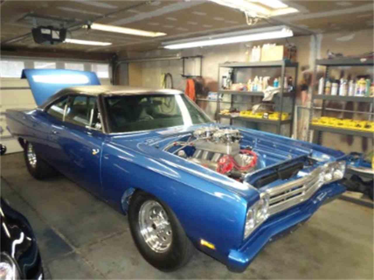 Large Picture of '69 Road Runner located in Palatine Illinois - $44,995.00 Offered by North Shore Classics - JTYL
