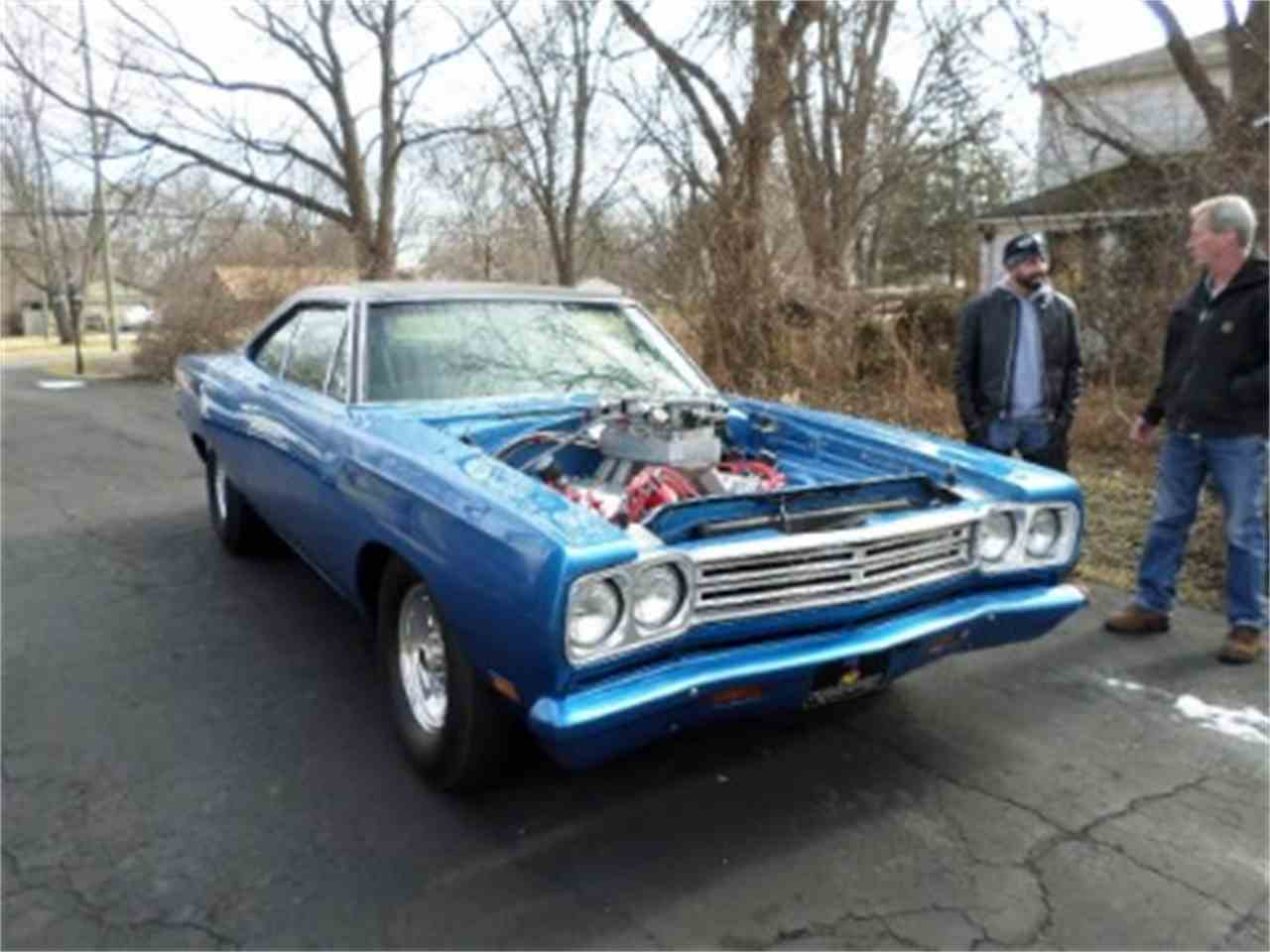 Large Picture of '69 Plymouth Road Runner located in Illinois - $44,995.00 Offered by North Shore Classics - JTYL