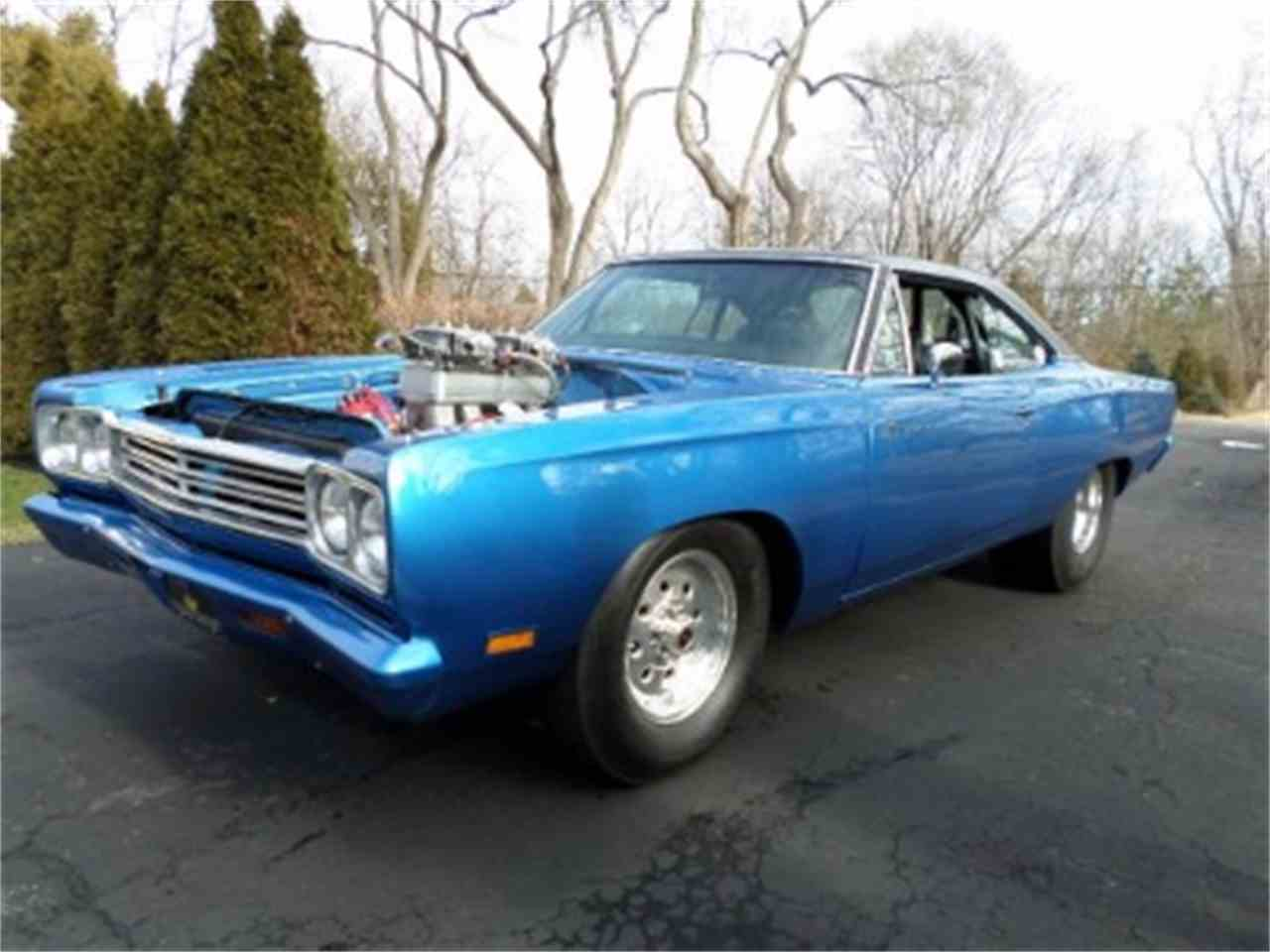 Large Picture of 1969 Road Runner Offered by North Shore Classics - JTYL