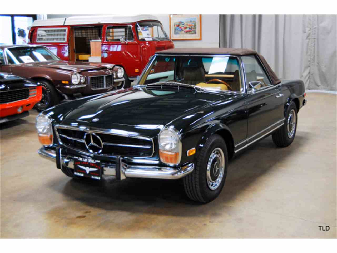 Large Picture of '70 280SL - JTYO