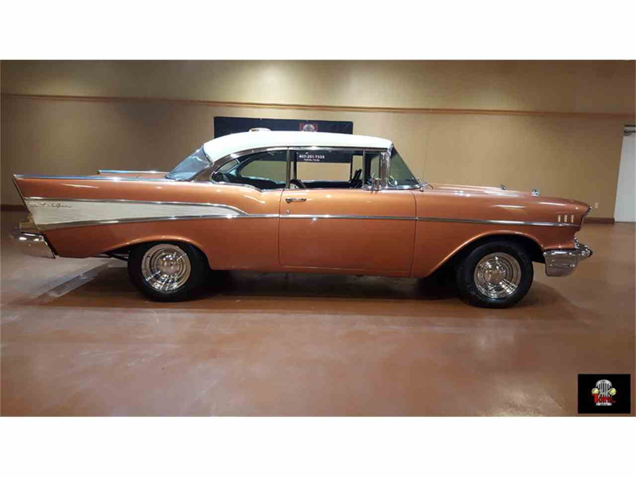 Large Picture of Classic 1957 Bel Air located in Florida - $42,995.00 Offered by Just Toys Classic Cars - JTYR